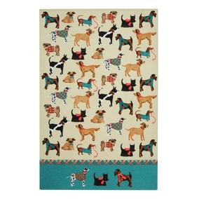Ulster Weavers Hound Dog Cotton Tea Towel