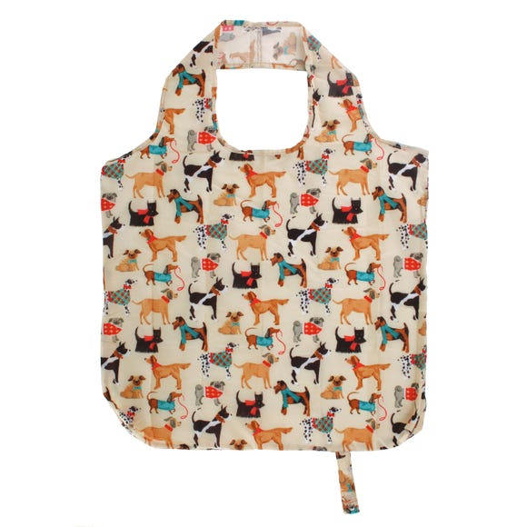 Ulster Weavers Hound Dog Reusable Shopping Bag Natural