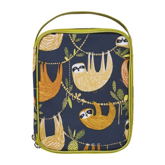 Ulster Weavers Little Weavers Hanging Around Kids Lunch Bag Blue