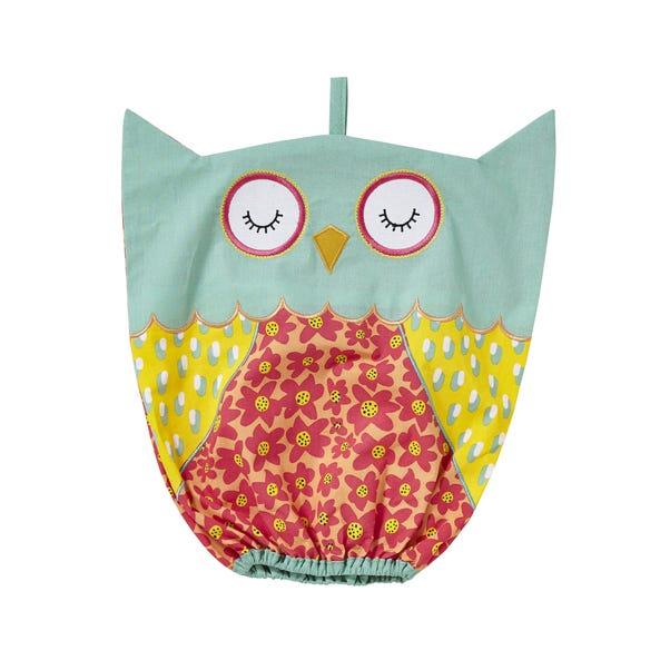 Ulster Weavers Owl Bag Saver MultiColoured