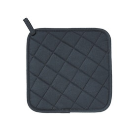 Ulster Weavers Silicone Black Pot Mat