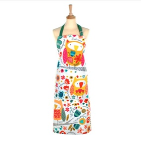 Ulster Weavers Twit Twoo Cotton Apron