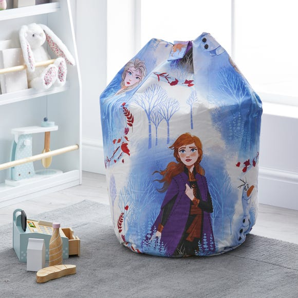Disney Frozen 2 Bean Bag Blue