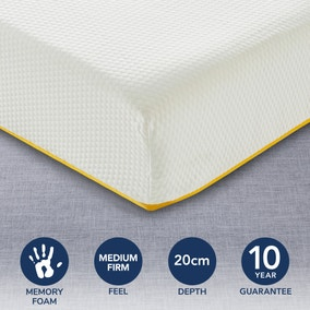 Eve Light Memory Foam Mattress