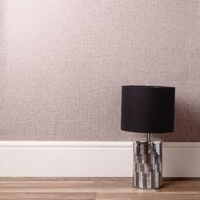 Cara Textured Blush Wallpaper