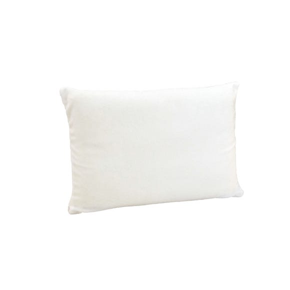 My First Big Bed Memory Foam Pillow White