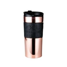 Bodum Stainless Steel Copper 350ml Travel Mug