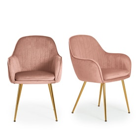 Laila Set of 2 Dining Chairs