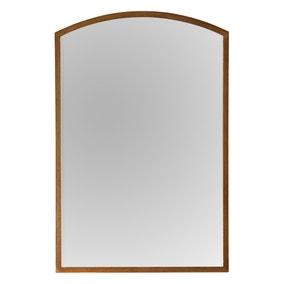 Higgins Gold 60x90cm Arch Mirror
