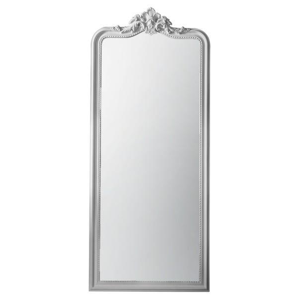 Cagney Silver Mirror Silver