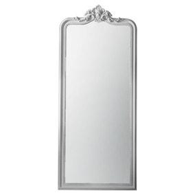 Cagney Silver Mirror