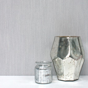 Florence Grey Textured Wallpaper