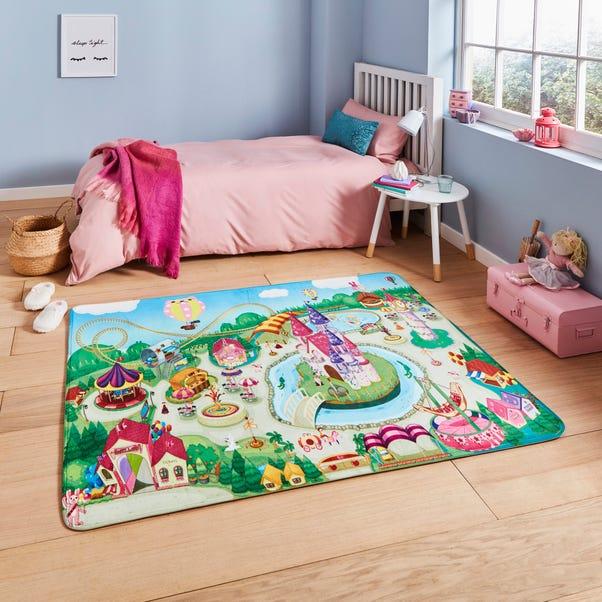 Princess Playground Rug MultiColoured
