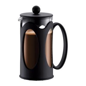 Bodum Kenya Black 3 Cup Coffee Maker Caffettiera