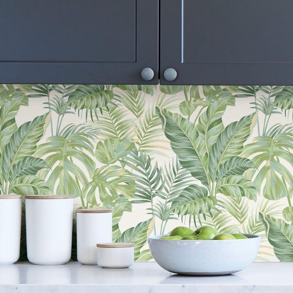NuWallpaper Madagascar Self Adhesive Wallpaper