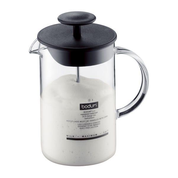 Bodum Latteo Black Milk Frother Black