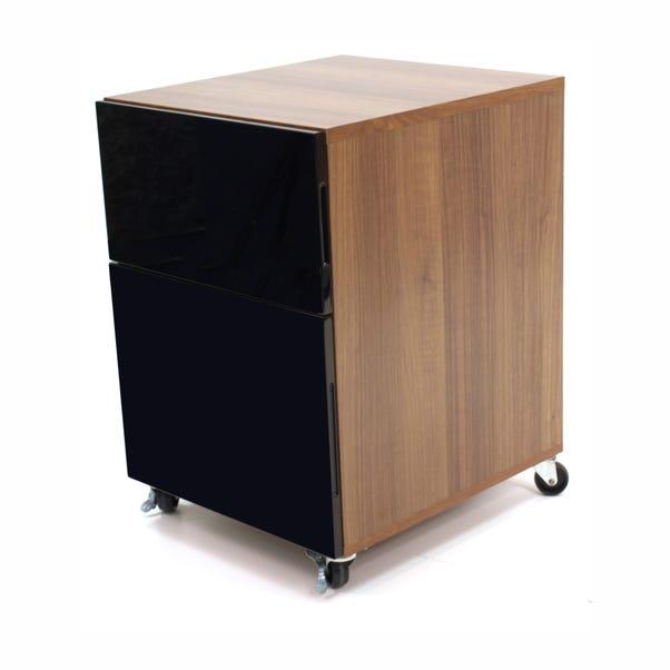 Juo Filing Cabinet Black