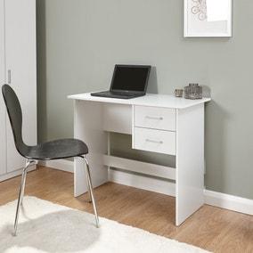 Panama White Desk