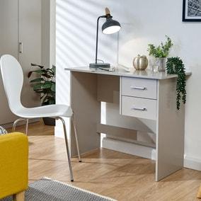 Panama Grey Desk