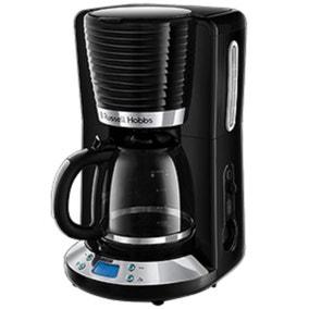 Russell Hobbs Inspire Black Coffee Machine