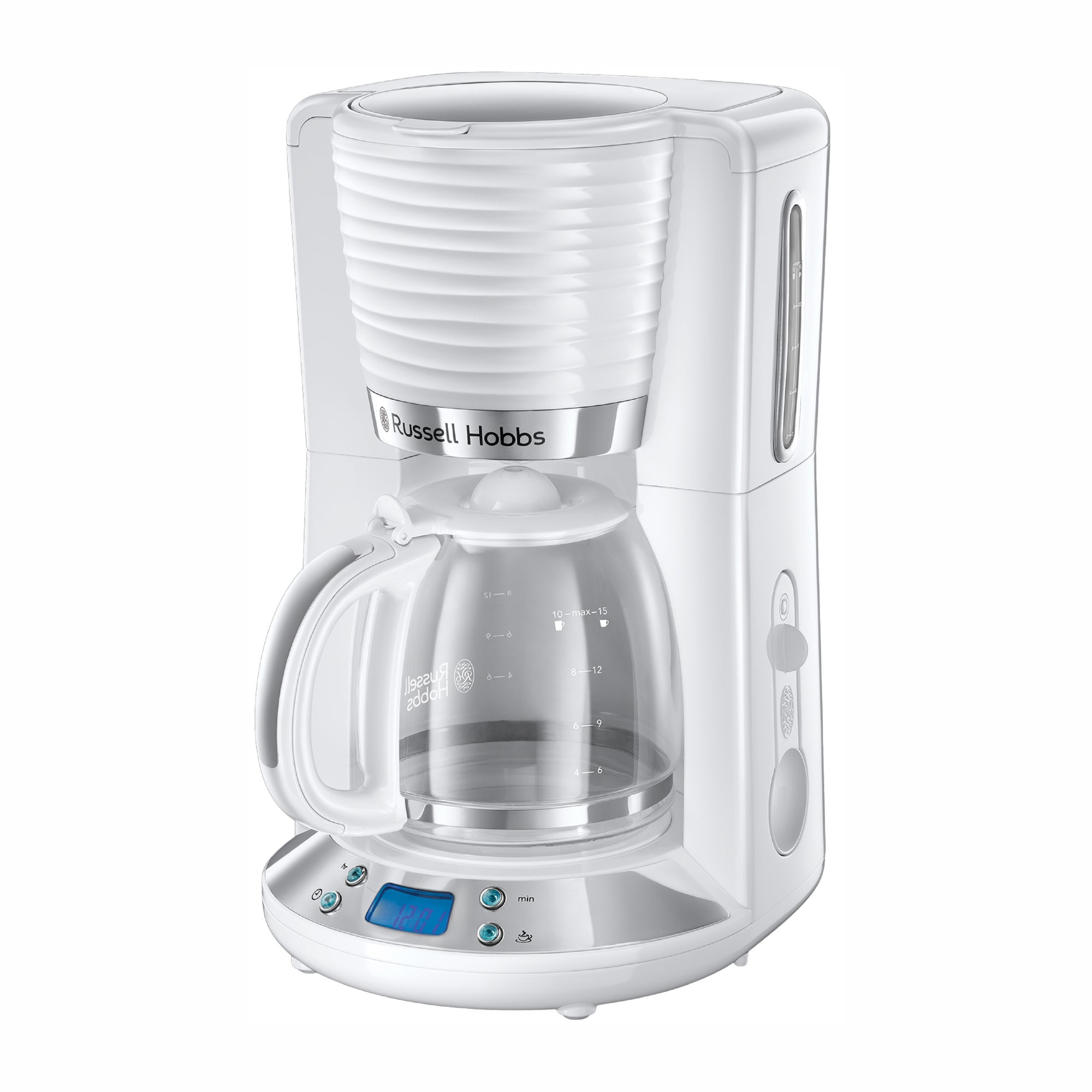 Russell Hobbs Inspire White Coffee Maker White