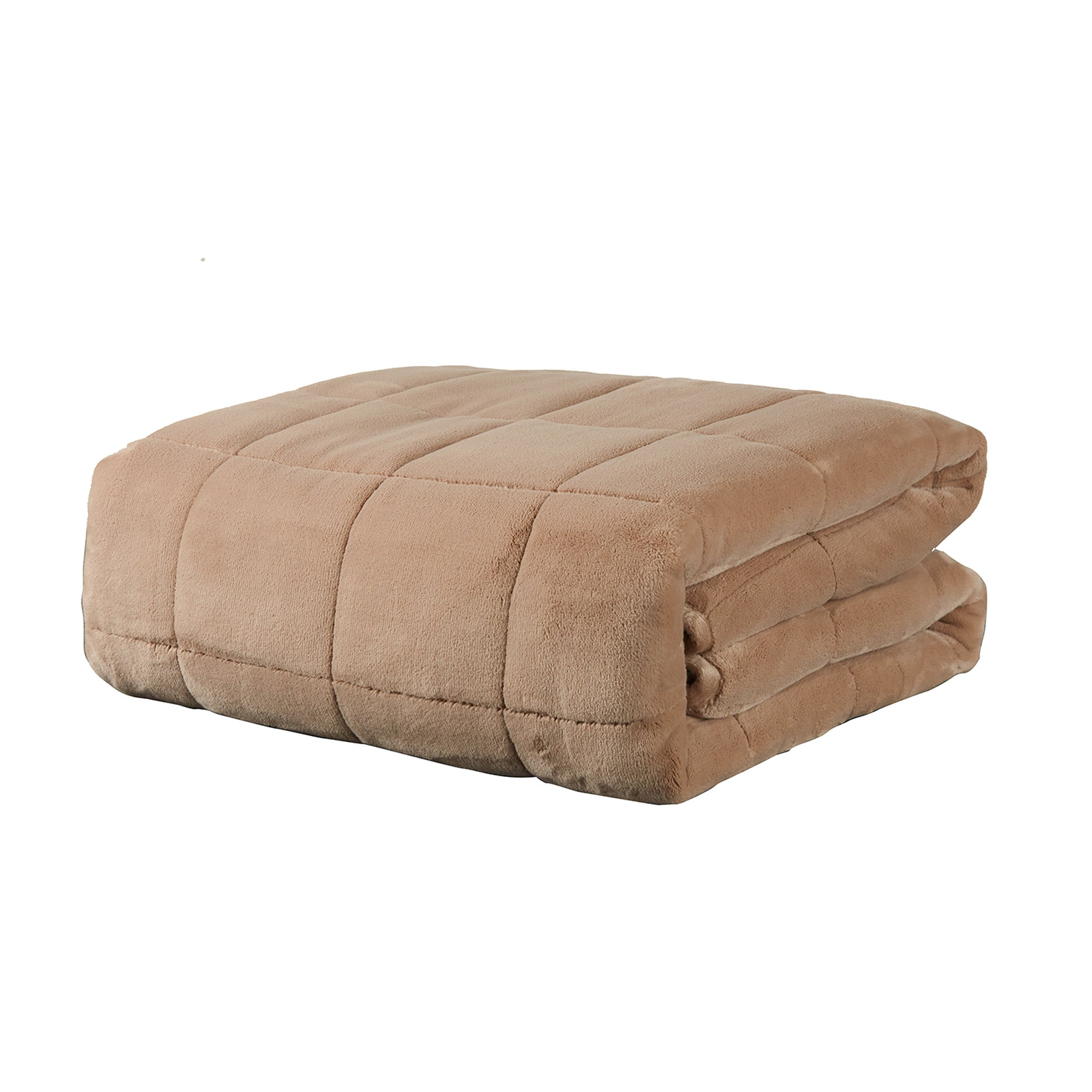 Photo of Natural weighted blanket natural