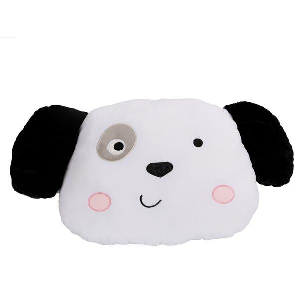 Dog 3D Cushion White