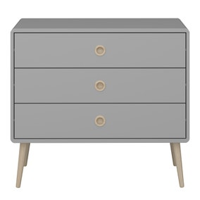 Softline 3 Drawer Chest