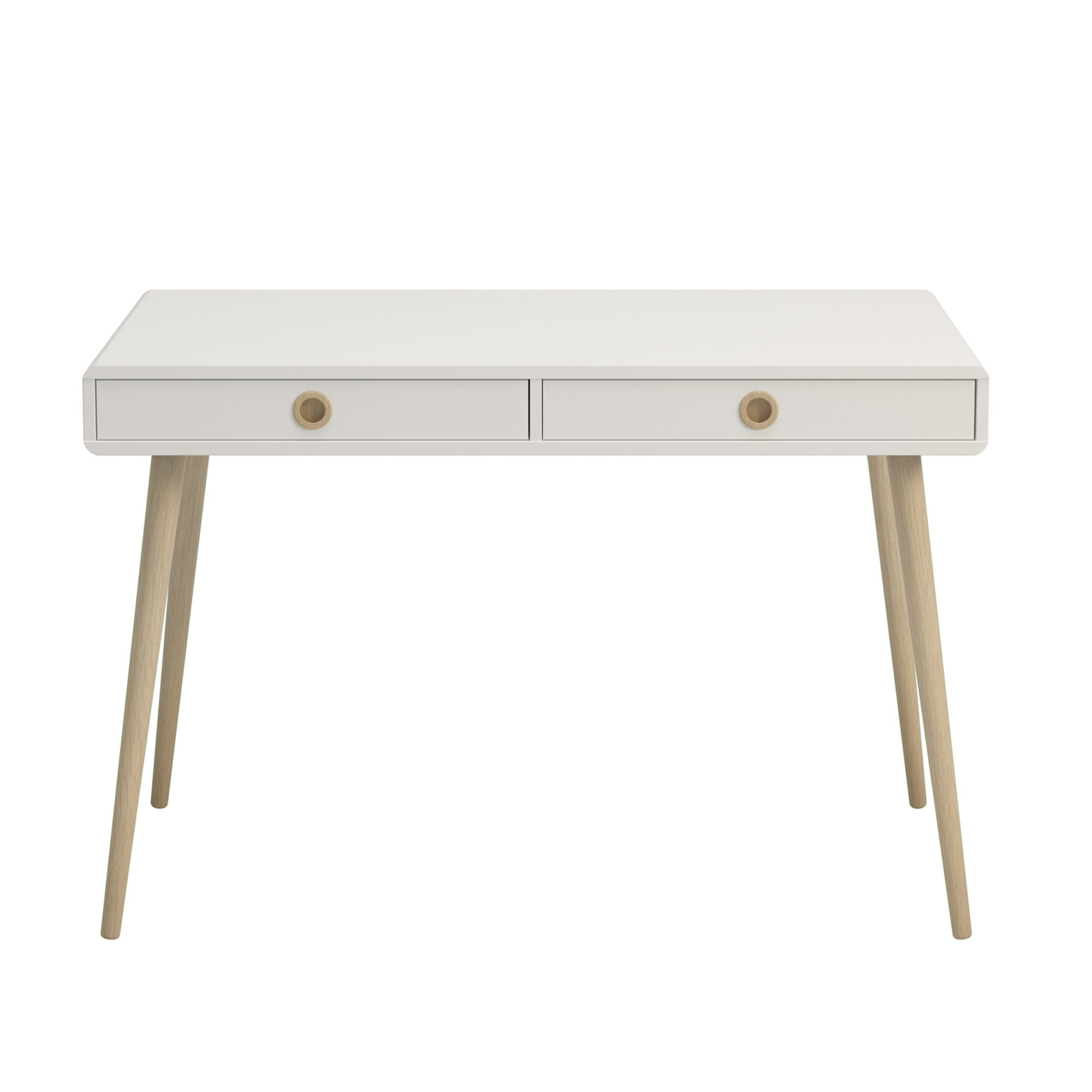 Argos Home Softline Dressing Table Desk - White