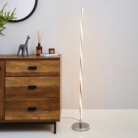 Hettie Integrated LED Floor Lamp