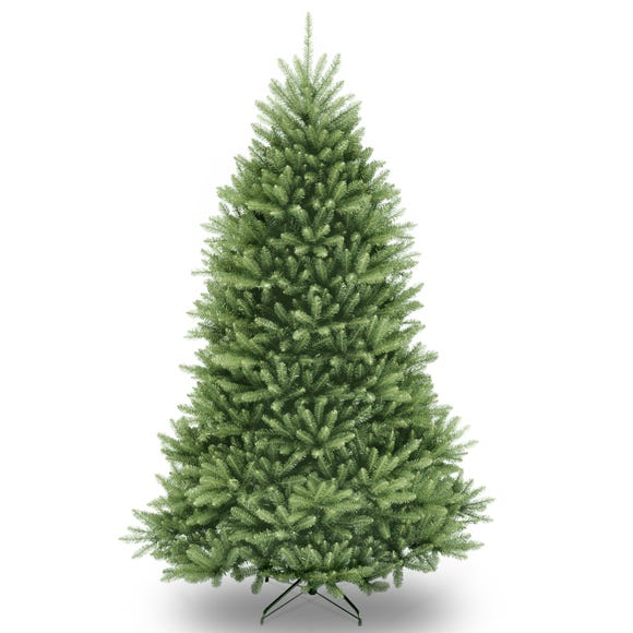 7ft Green Fir Christmas Tree Green
