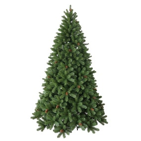 6ft Linwood Pine Cone Christmas Tree