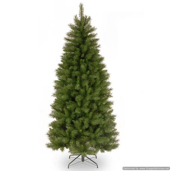 6ft Winchester Pine Slim Christmas Tree Green