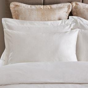 Dorma 1000 Thread Count White Housewife Pillowcase