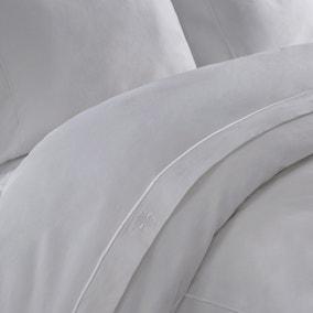 Dorma Egyptian Cotton 1000 Thread Count Cream Flat Sheet