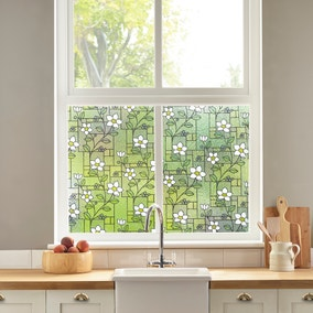Daisy Static Window Film