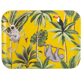 Madagascar Sloth Small Tray