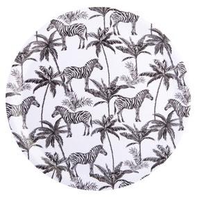 Madagascar Zebra Large Tray