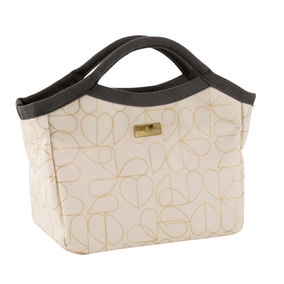 Beau and Elliot Oyster Insulated Handbag Style Lunch Bag