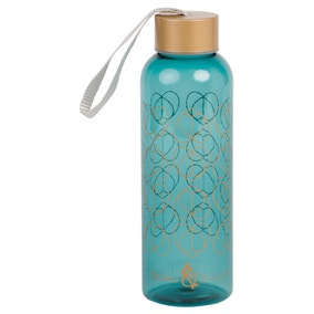 Beau and Elliot Teal 500ml Drinks Bottle with Carry Handle