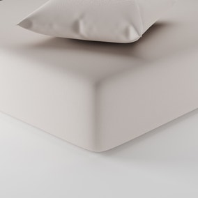 Holly Willoughby 100% Cotton Grey Fitted Sheet