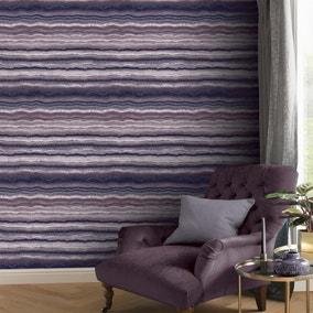 Mineral Amethyst Wallpaper