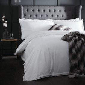 Appletree Alden Linen Duvet Cover and Pillowcase Set