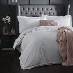 Appletree Alden Blush Duvet Cover and Pillowcase Set