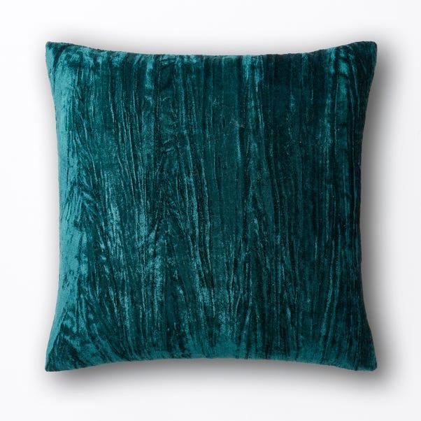 Chloe Velvet Cushion Cover Emerald