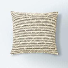 Tufted Diamond Cushion Cover
