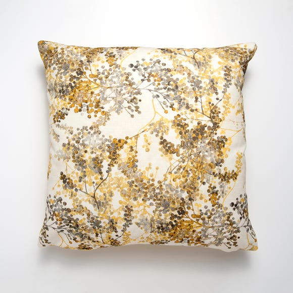 Camille Cushion Cover Ochre undefined