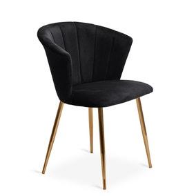 Kendall Chair Black Velvet