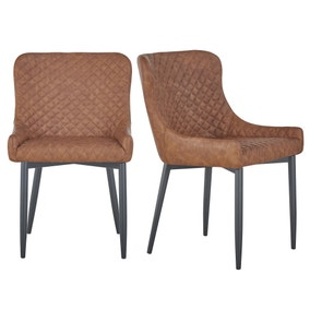 Montreal Set of 2 Dining Chairs