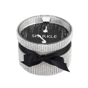Sparkle Diamante Multiwick Grapefruit and Patchouli Scented Candle